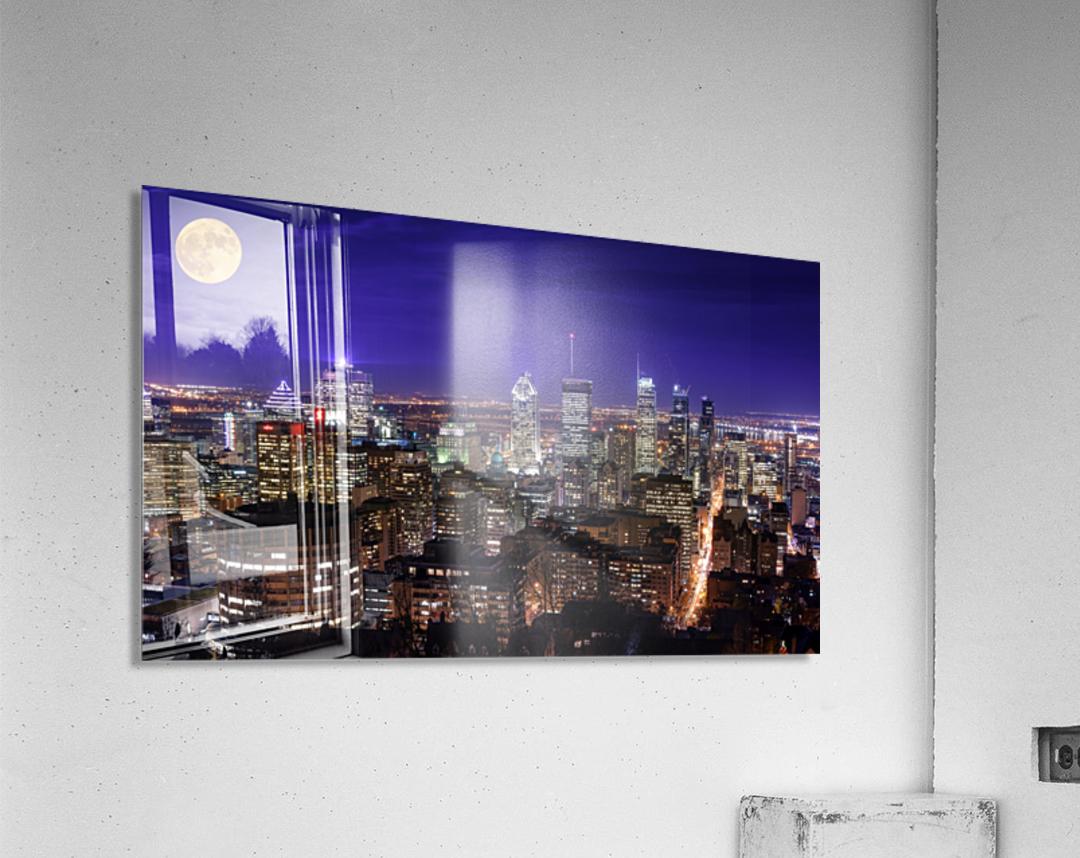 _TEL4538 Edit Edit  Acrylic Print