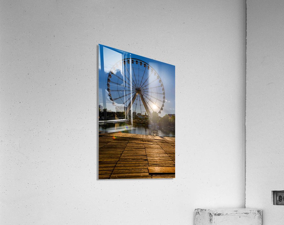_TEL5814 Edit  Acrylic Print