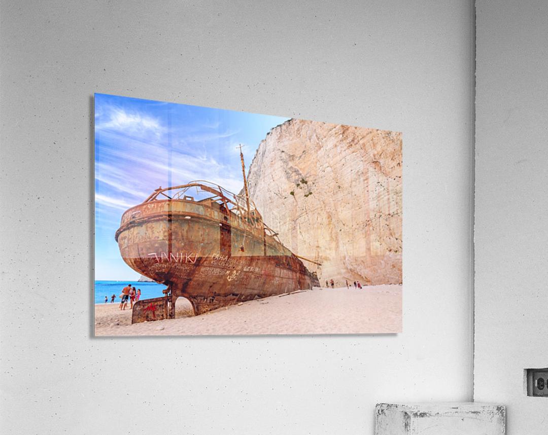 _TEL3227  Acrylic Print