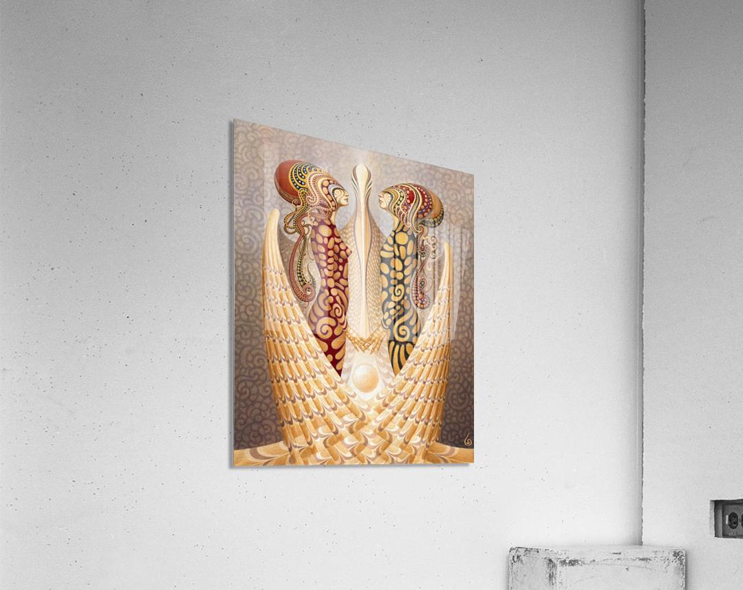 DEUS_1_0  Acrylic Print