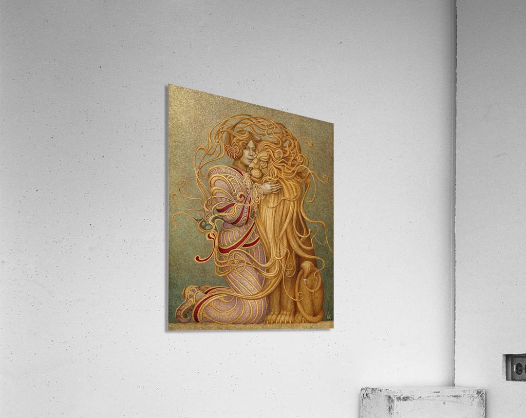 LA_FORZA  Acrylic Print