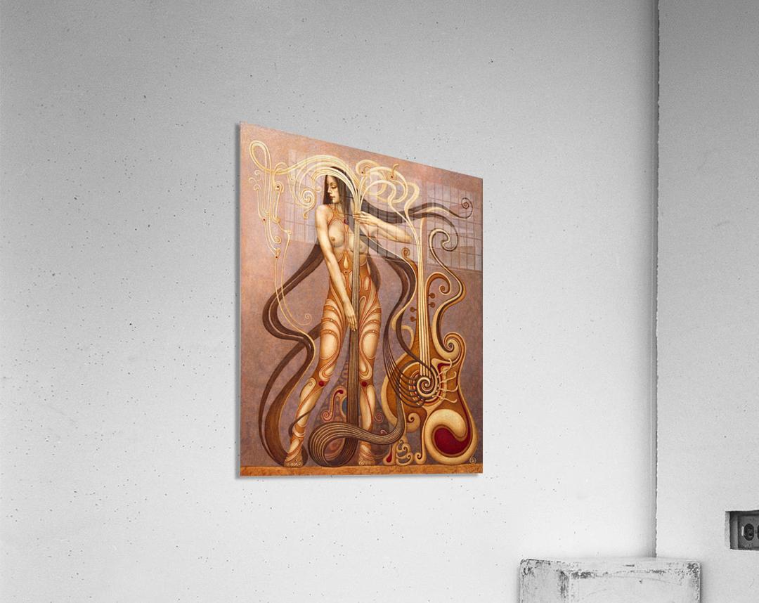 MYSTERIUM  Acrylic Print