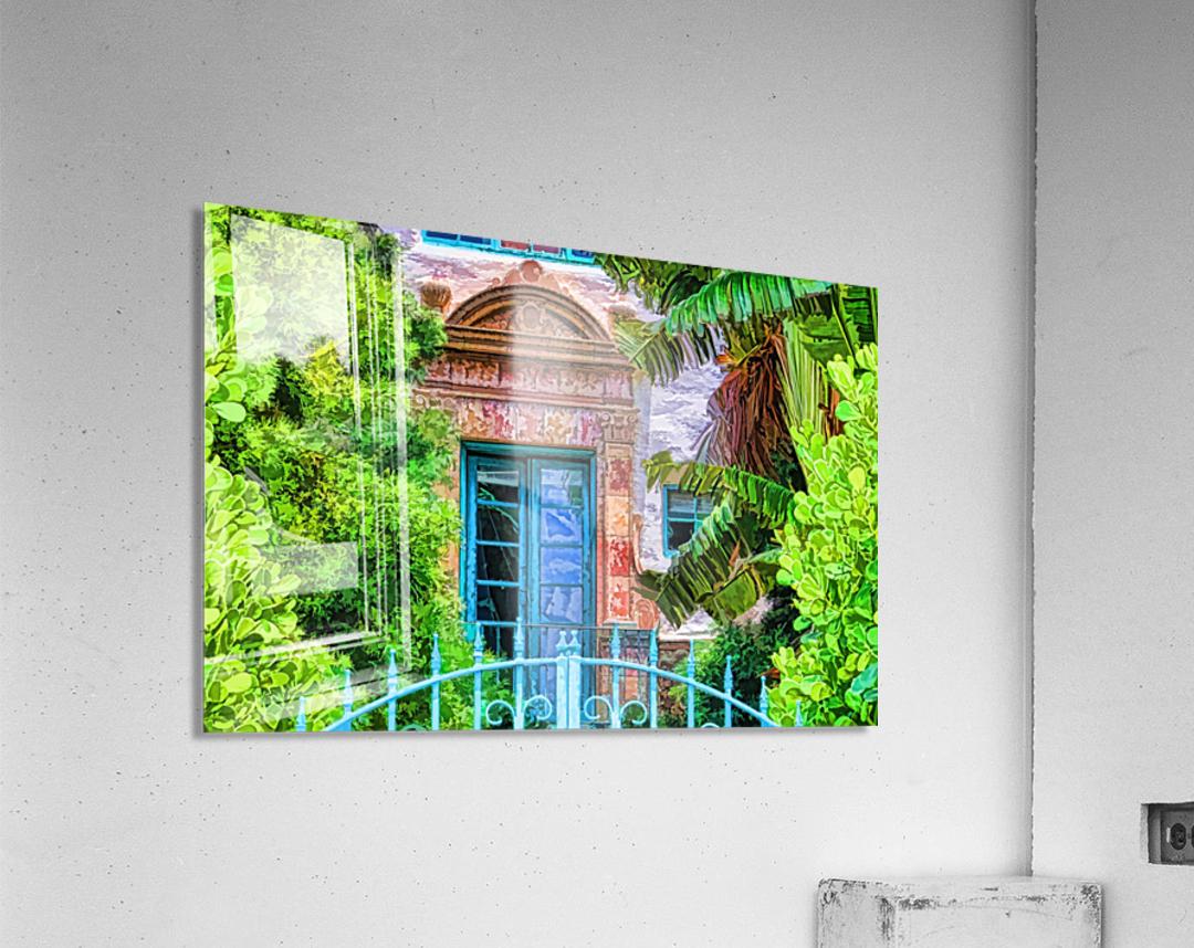 Beyond The Gate   Acrylic Print