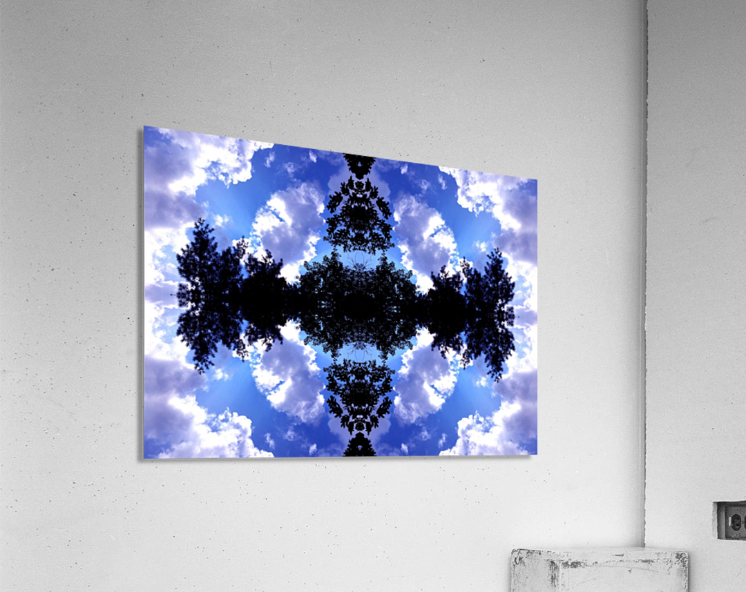 Nube 8  Acrylic Print