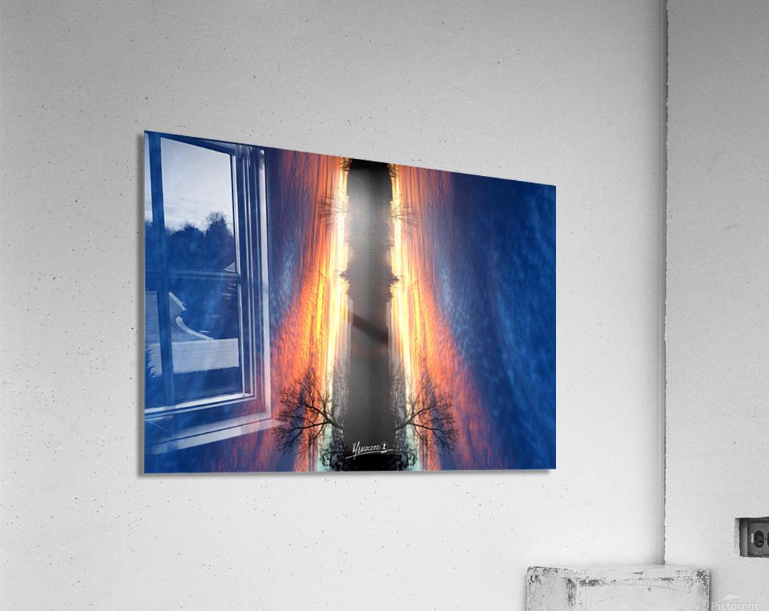 lanscape 11  Acrylic Print