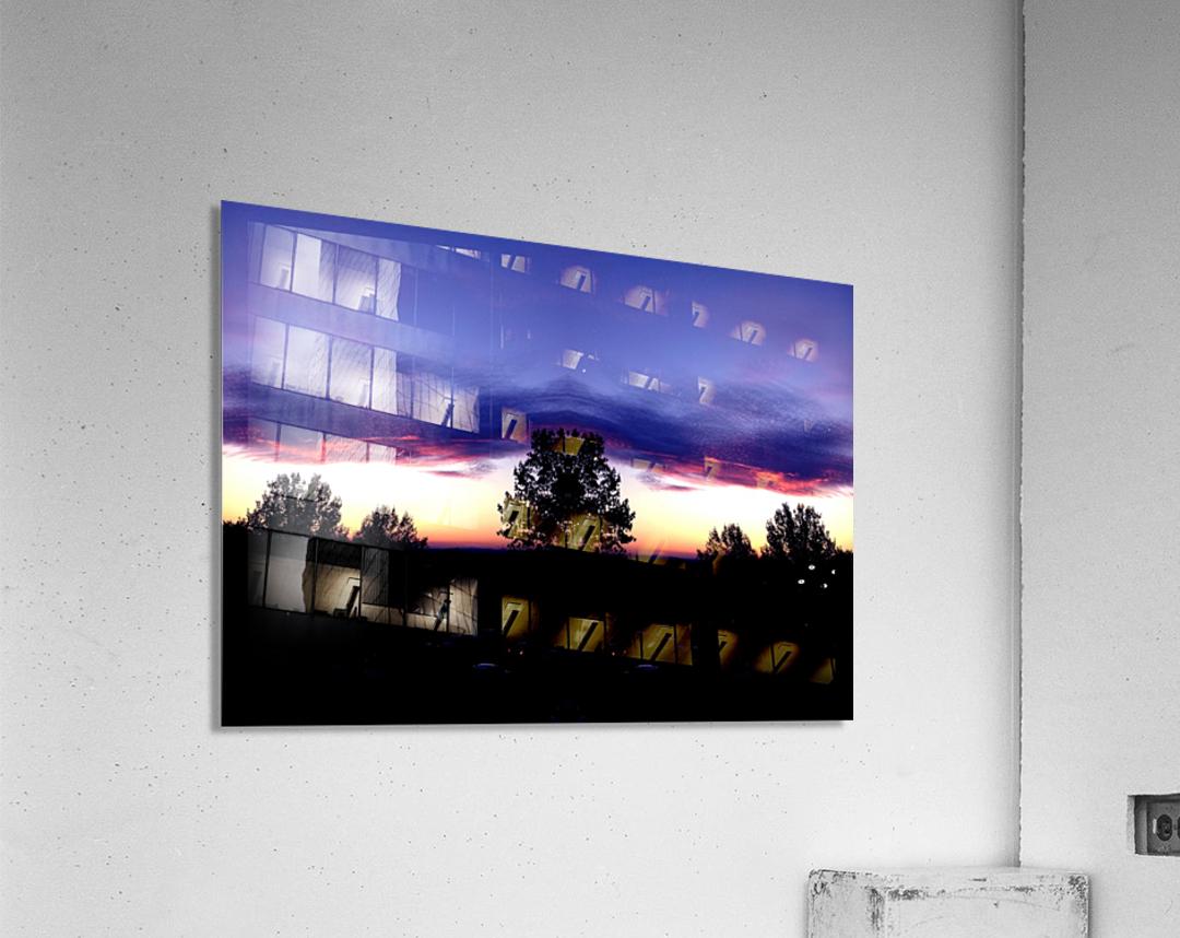 nube 48  Acrylic Print
