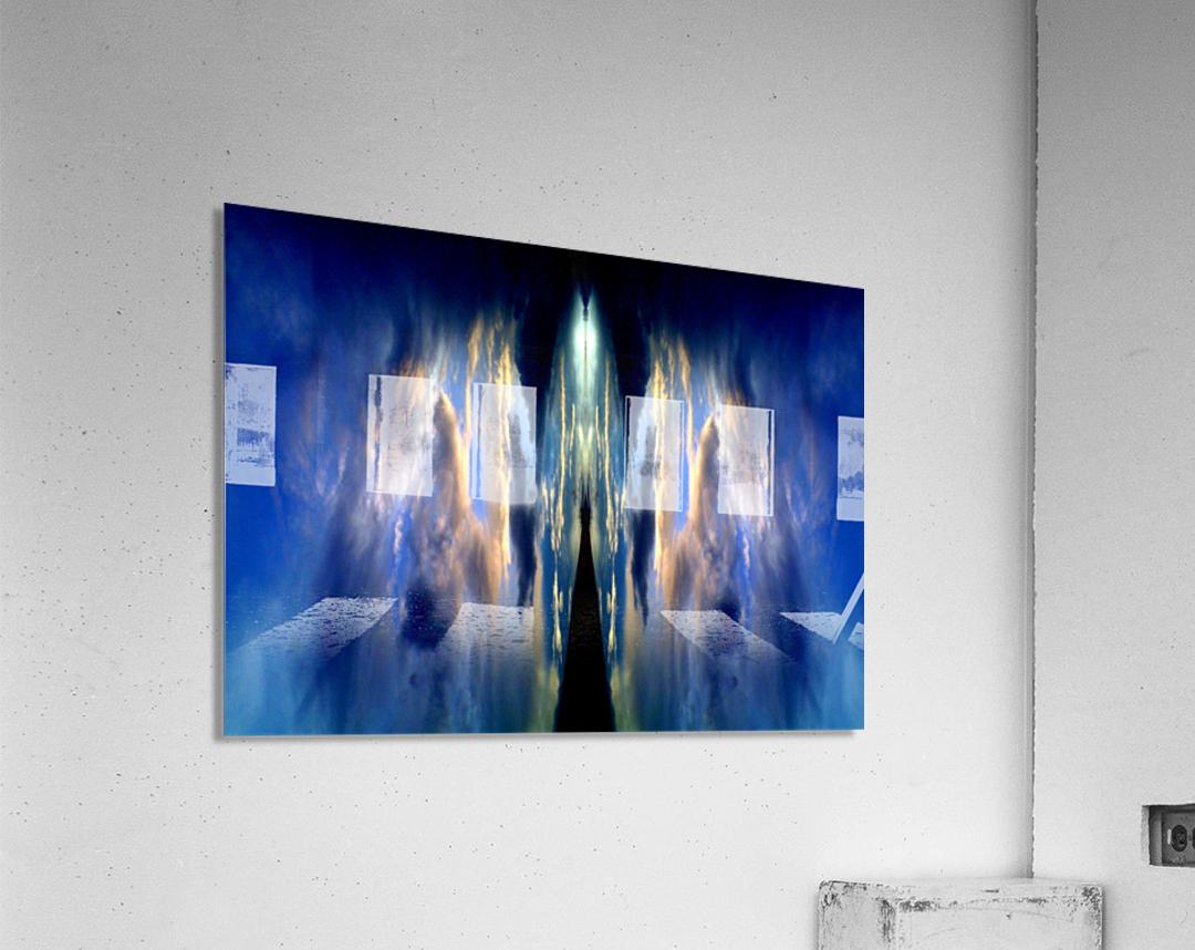 Skipe 11.  Acrylic Print