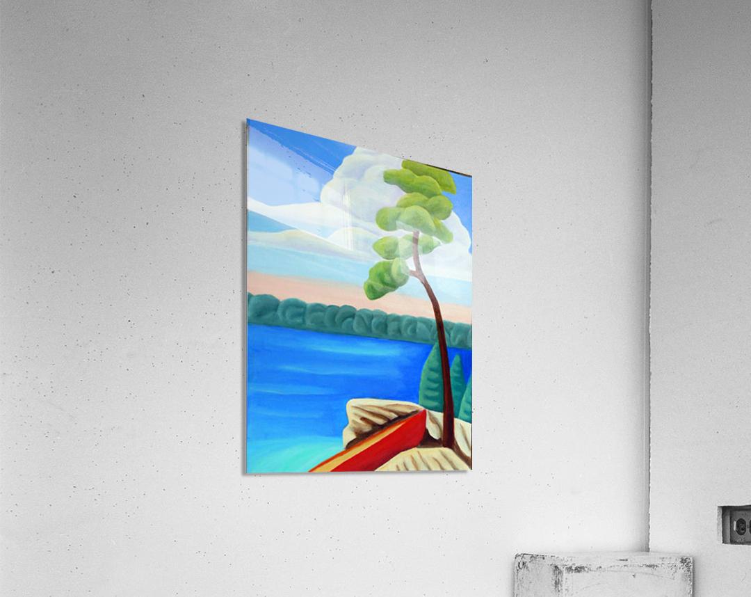 Georgian Bay Shores  Acrylic Print