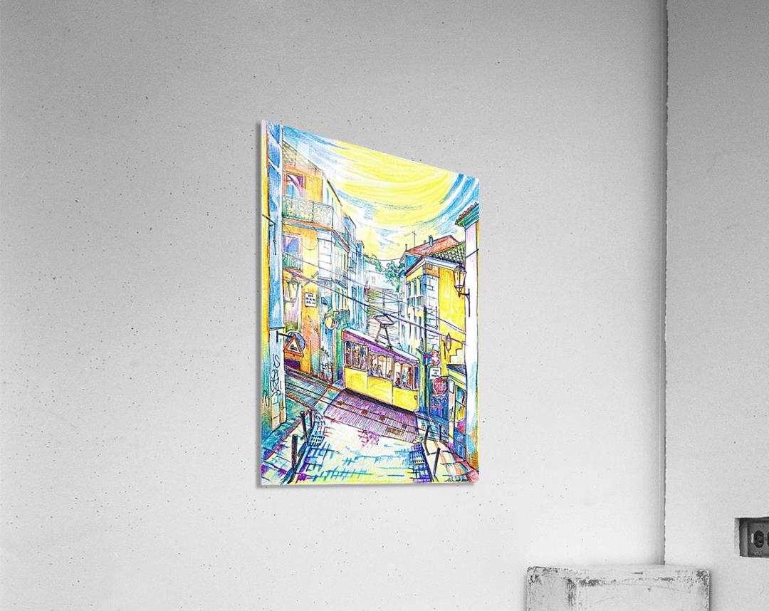 Journey_of_Memories_The_Weekend  Acrylic Print