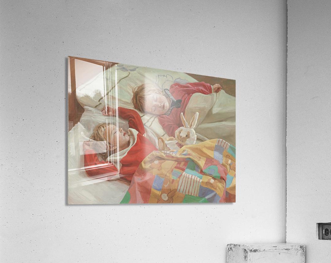 Golden_Slumbers  Acrylic Print
