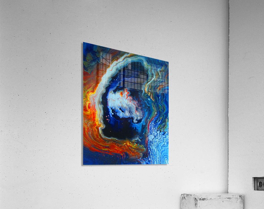 Deep Space  Acrylic Print