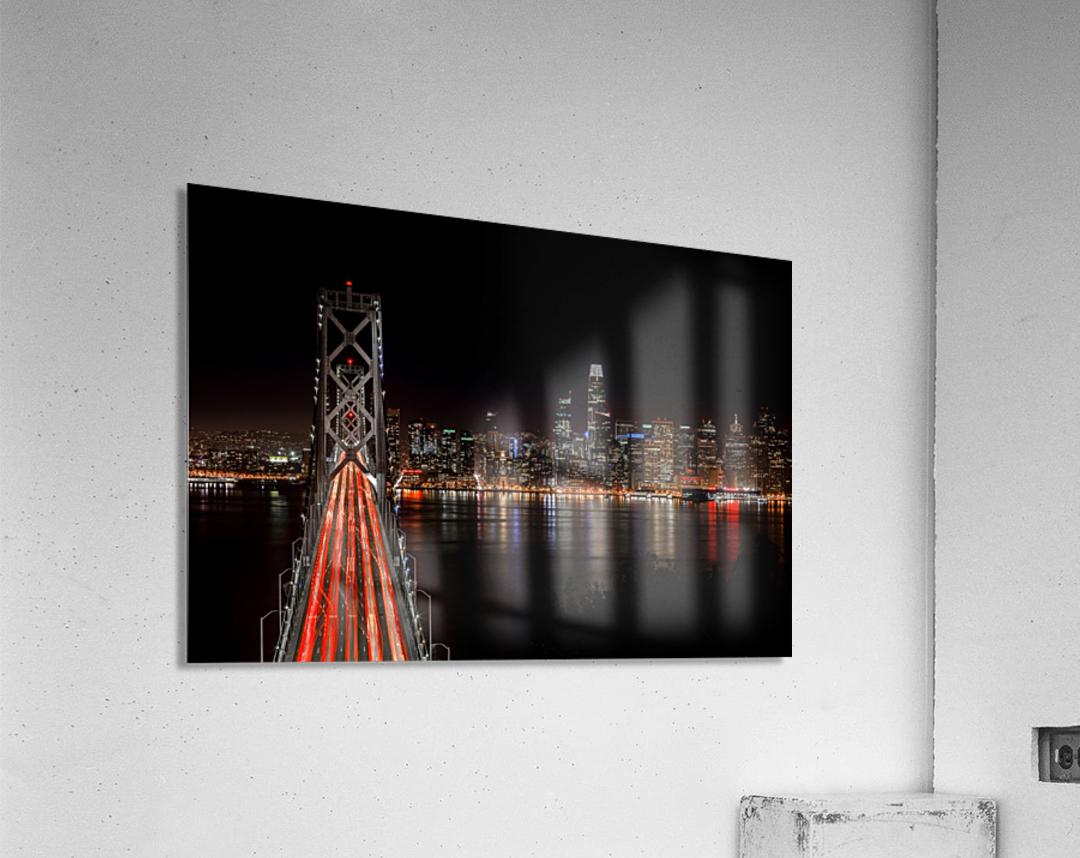 Spin City  Acrylic Print