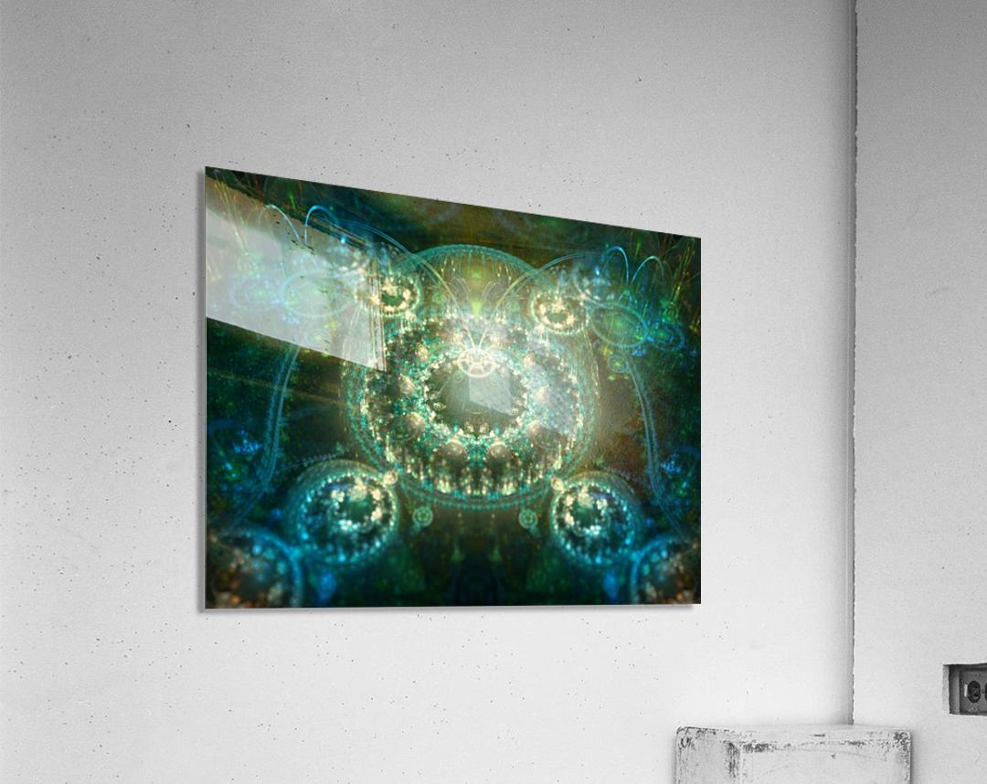 Asgard  Acrylic Print
