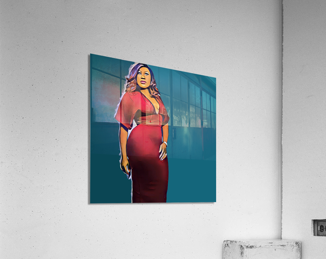 Reawakening  Impression acrylique