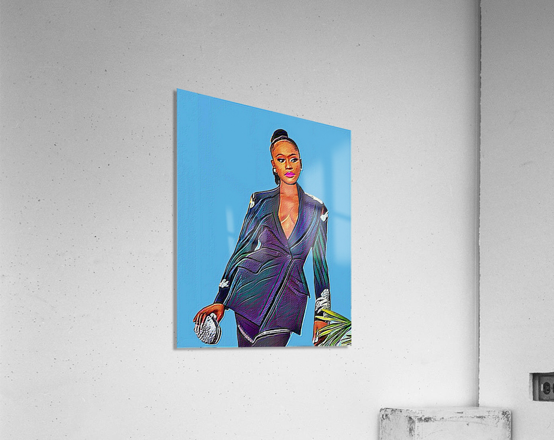 Reminisce  Acrylic Print