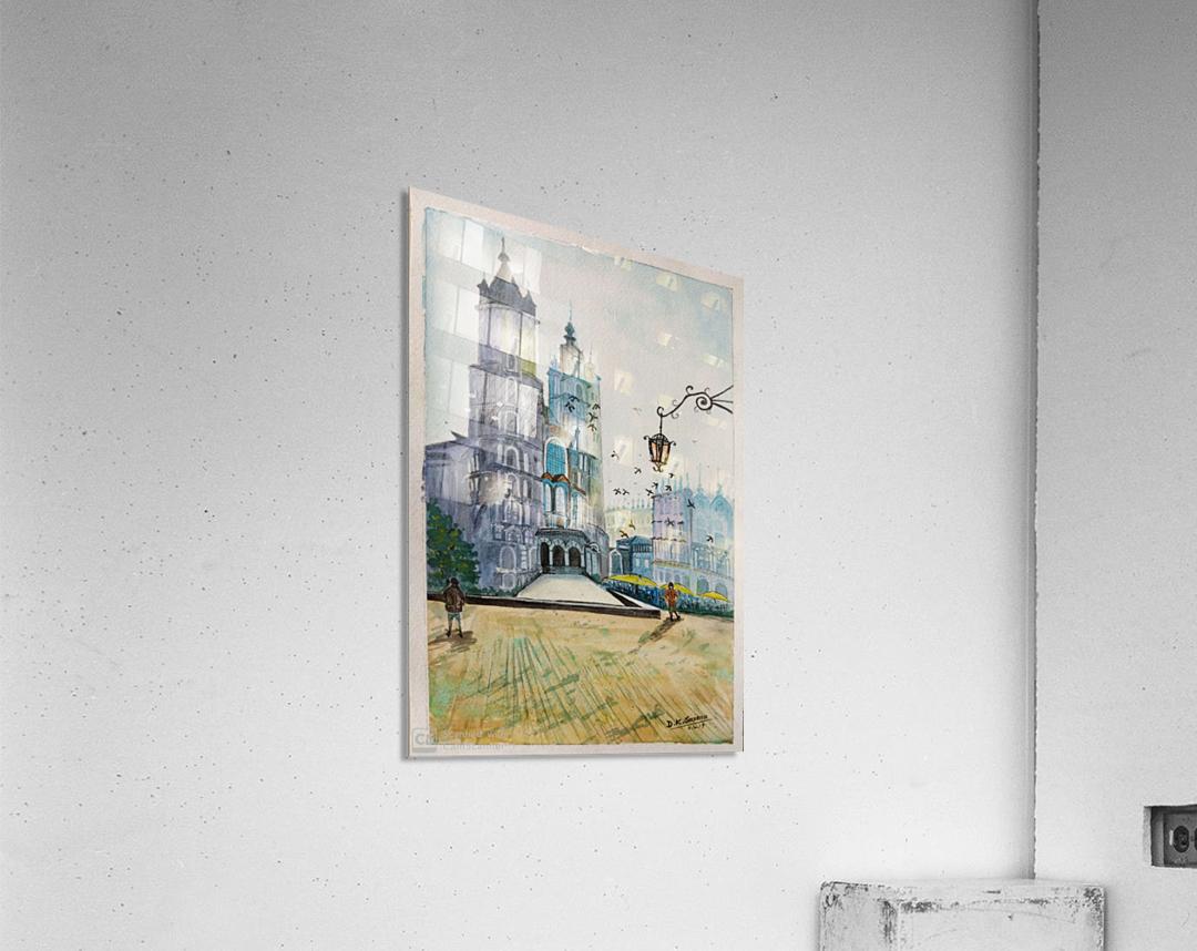 Monument1_DKS  Impression acrylique