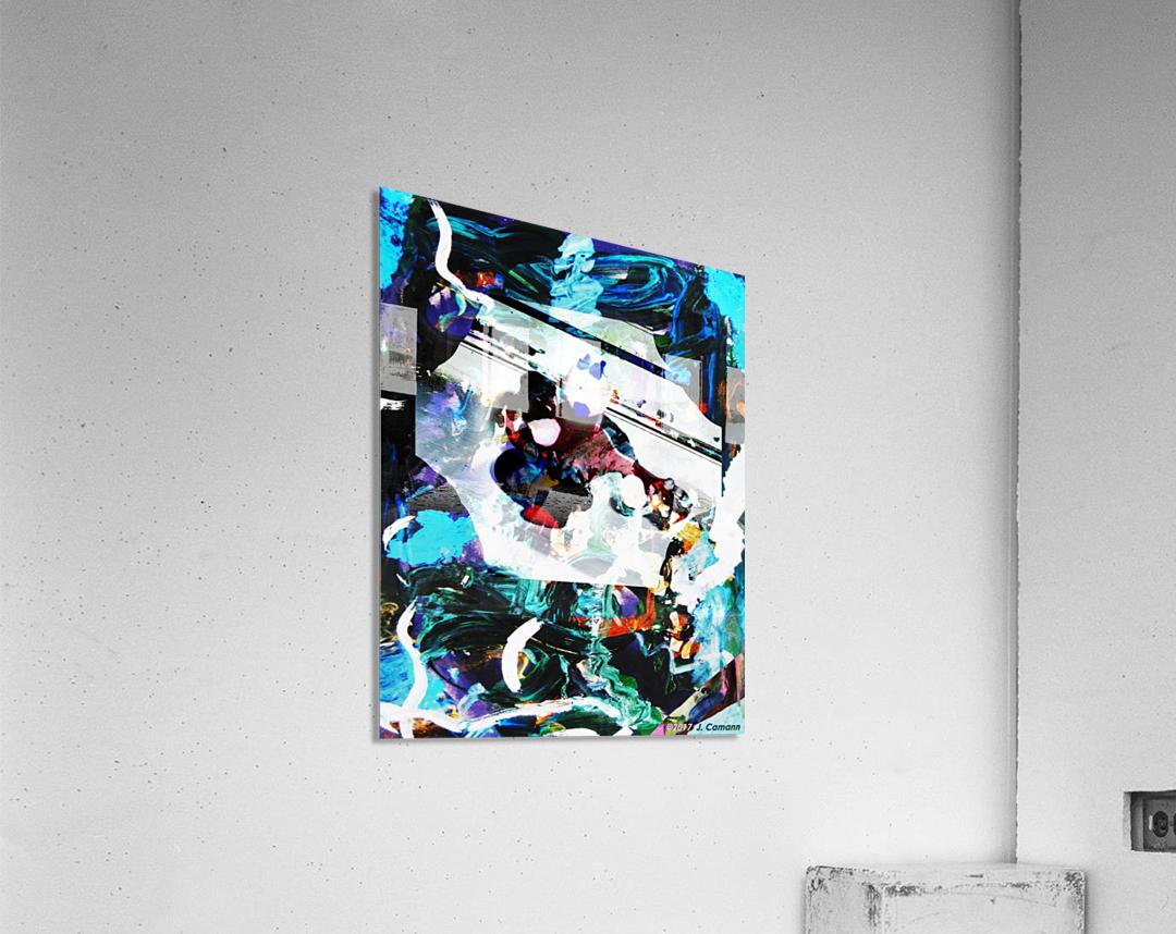 Strumming Patterns  Acrylic Print