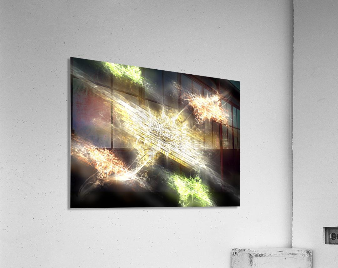 Path to nowhere  Acrylic Print