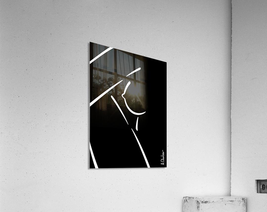 Nude 21  Acrylic Print
