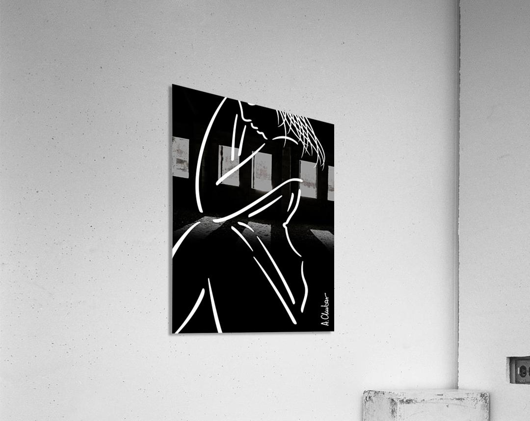Nude 16  Acrylic Print