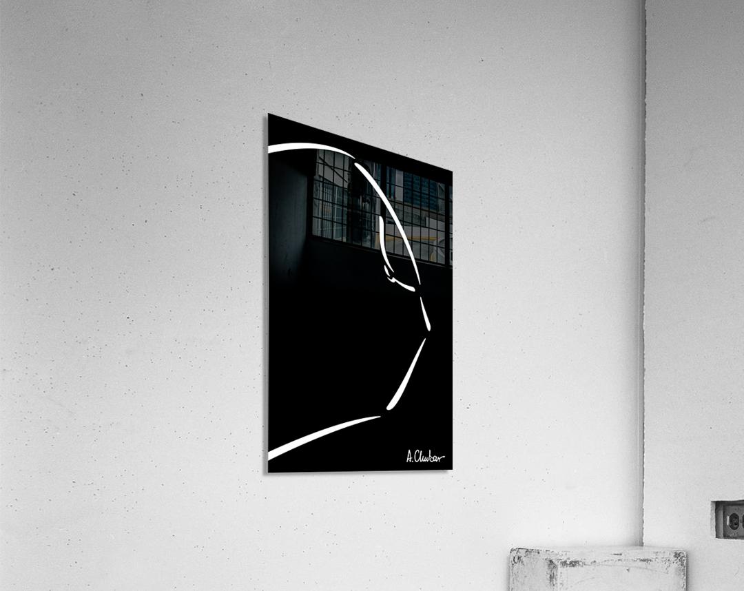 Nude 30  Acrylic Print
