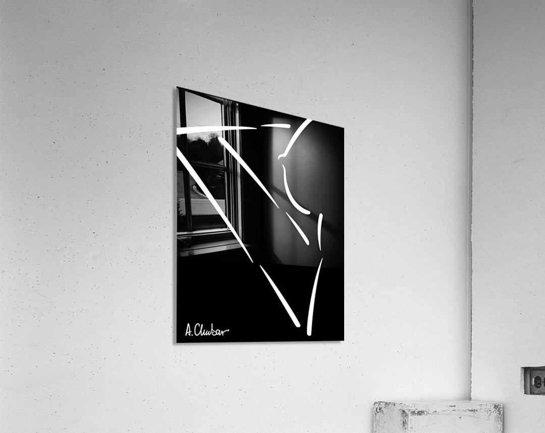 Nude 32  Acrylic Print
