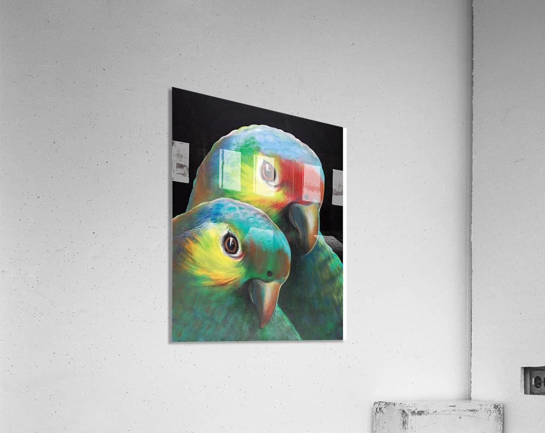 Sam and awesam  Acrylic Print