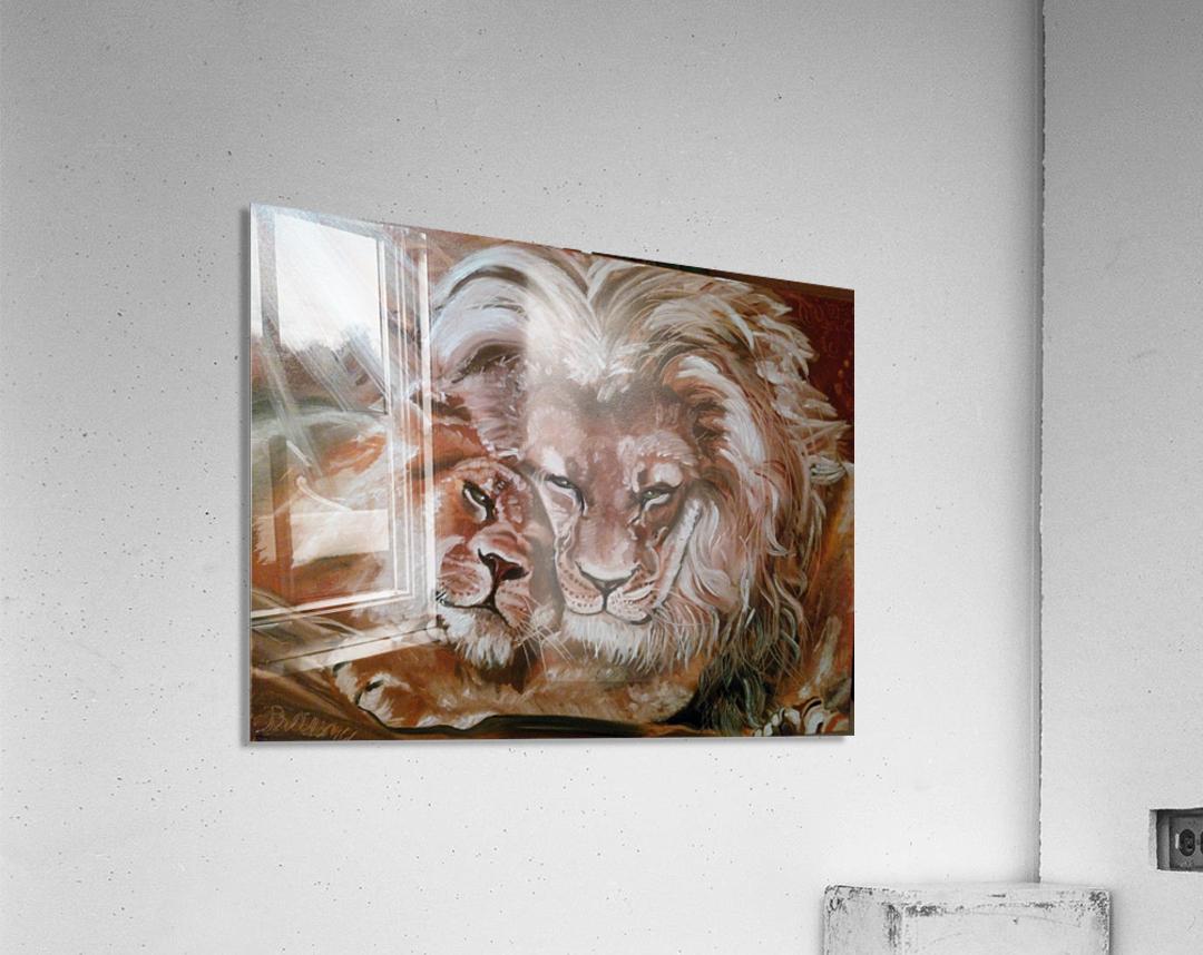 Leos.Fondness  Acrylic Print