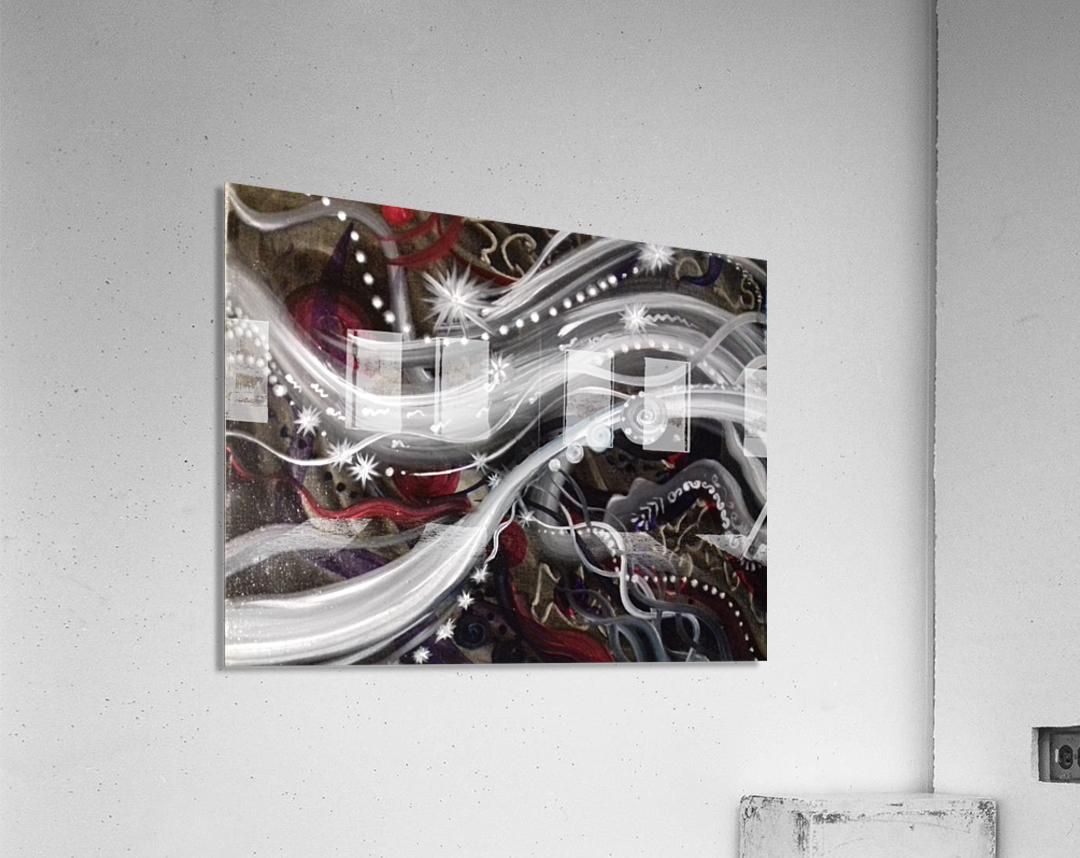 SUNGIT.PROZRENIE2  Acrylic Print