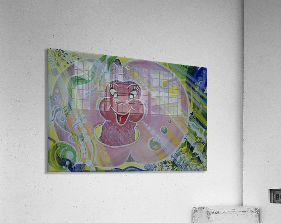Happiness  Acrylic Print