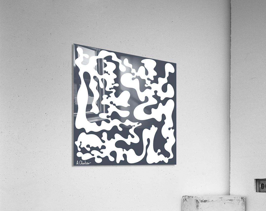 Shapes  Acrylic Print