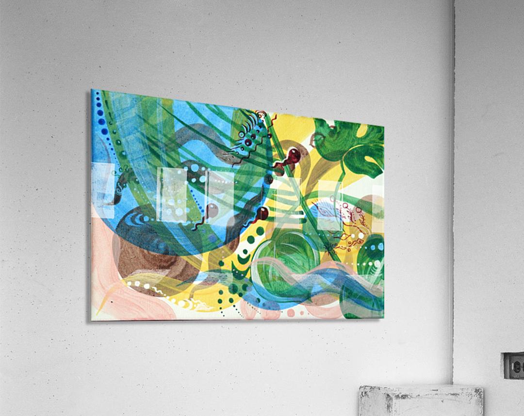 GARMONIY  Acrylic Print