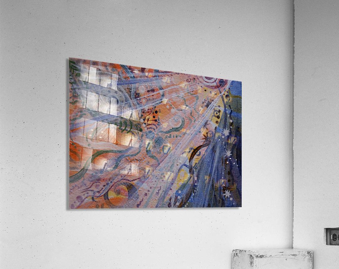 Co-creation  Acrylic Print