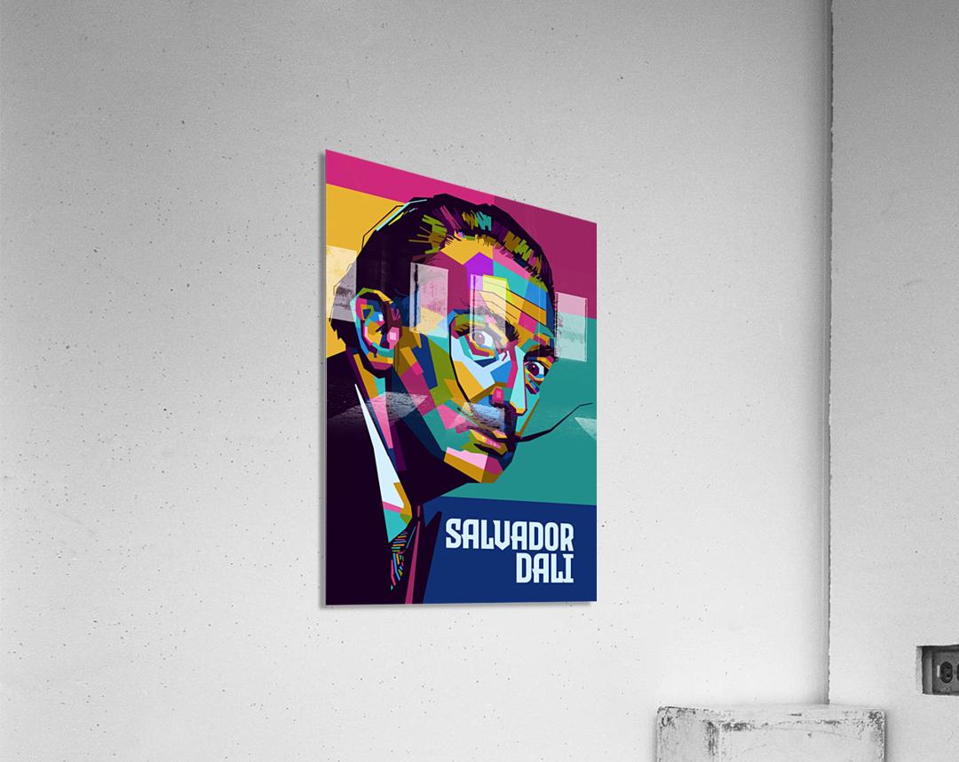 salvador dali  Acrylic Print