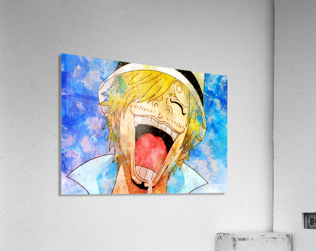 Sanji  Acrylic Print