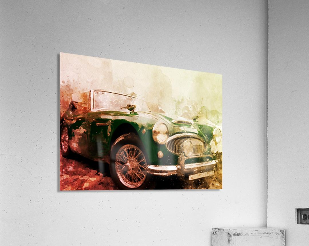 Car vintage  Acrylic Print