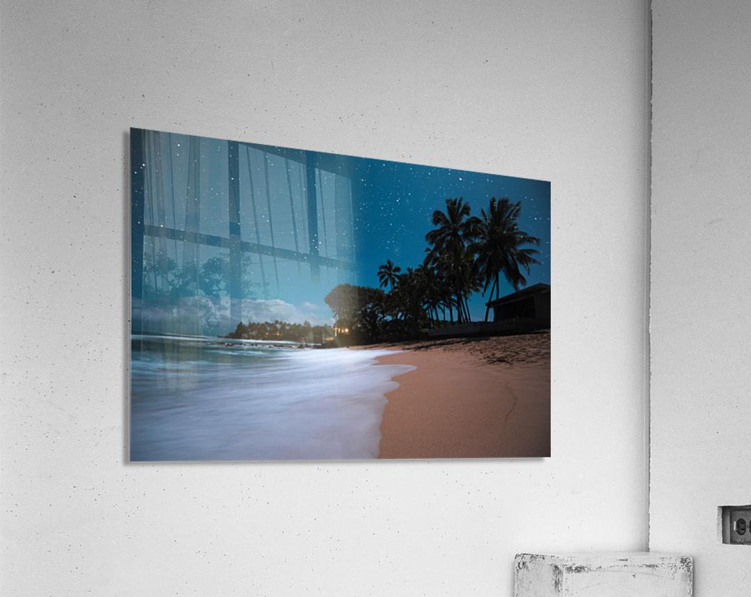 Tropical Night  Acrylic Print