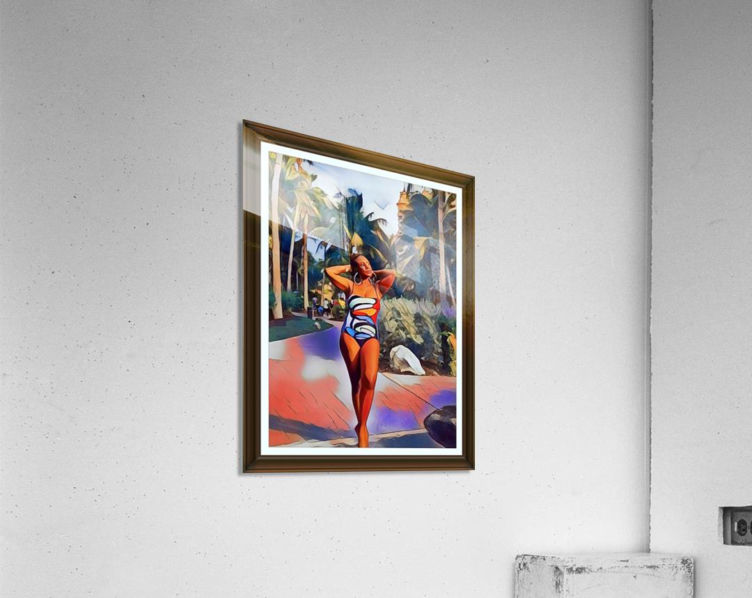 Sweetie  Acrylic Print
