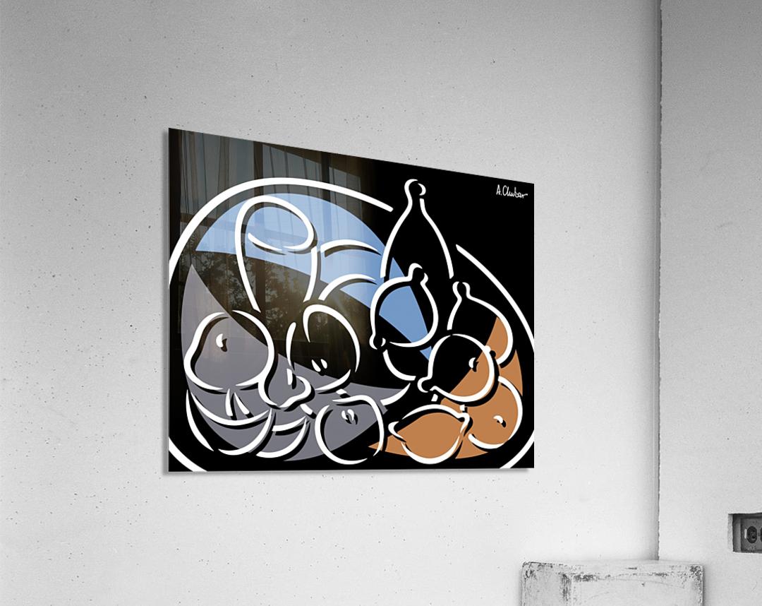 Still Life 6  Acrylic Print