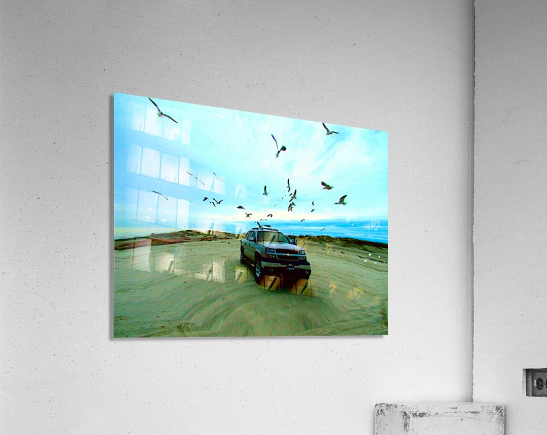 DSCF2094  Acrylic Print