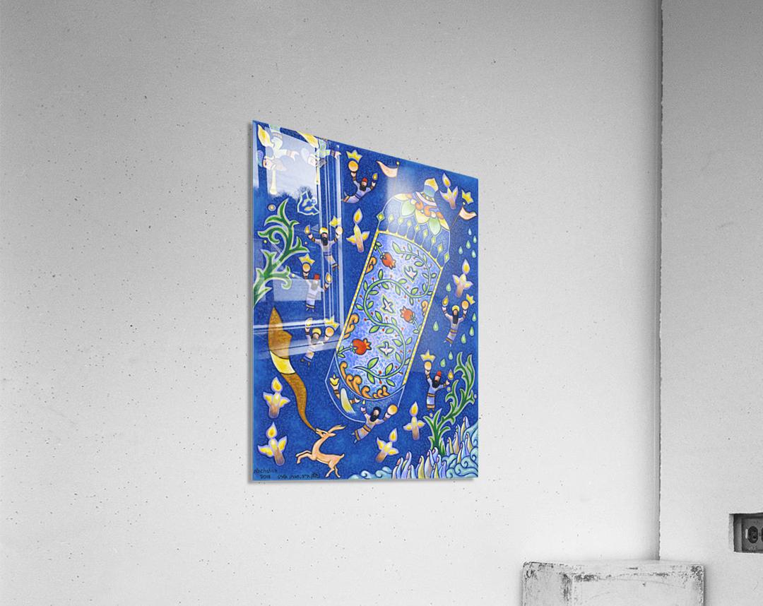 2018 067  Acrylic Print