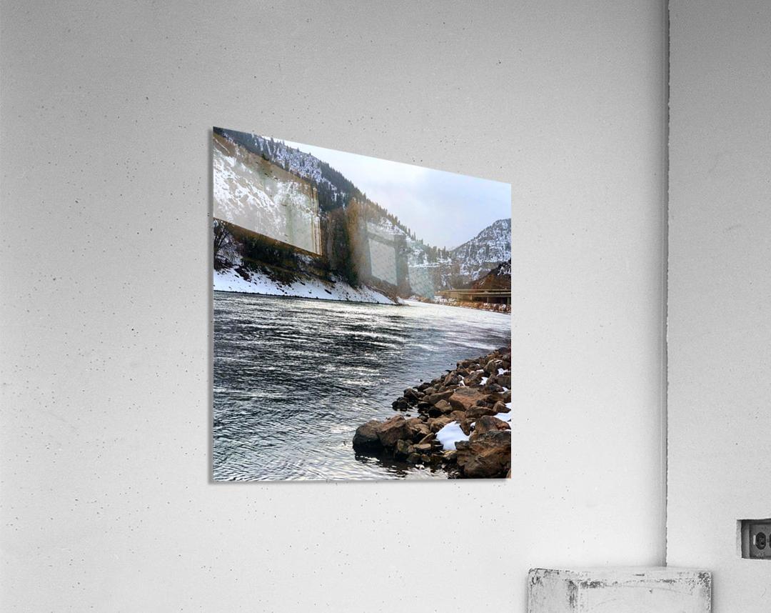 Colorado River  Acrylic Print