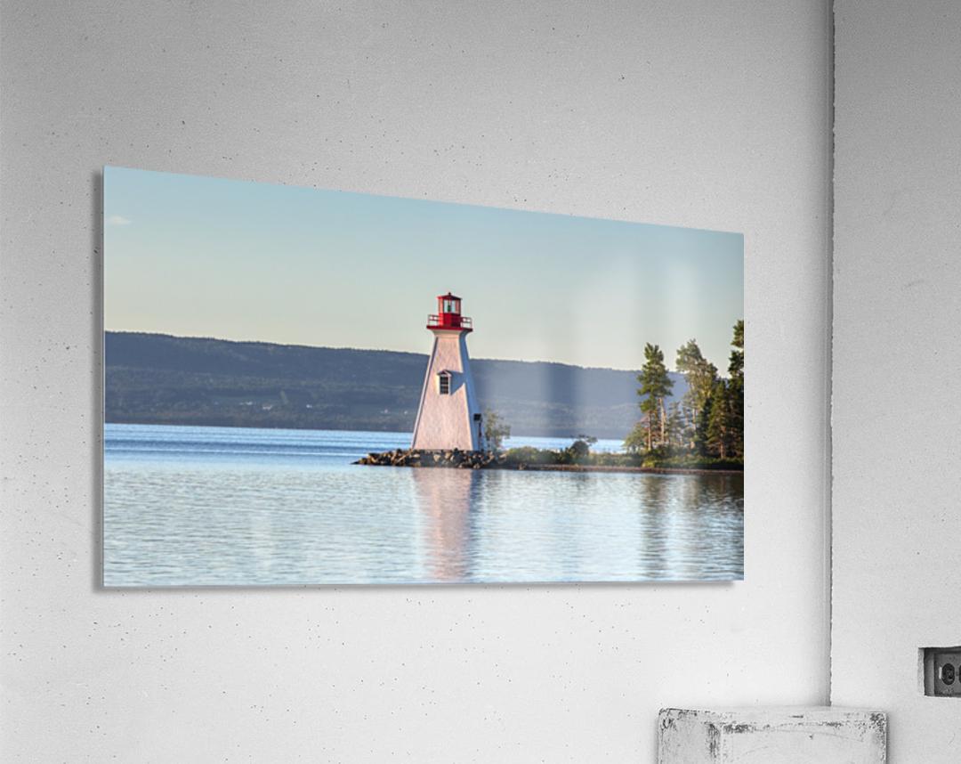 Baddeck Lighthouse  Acrylic Print