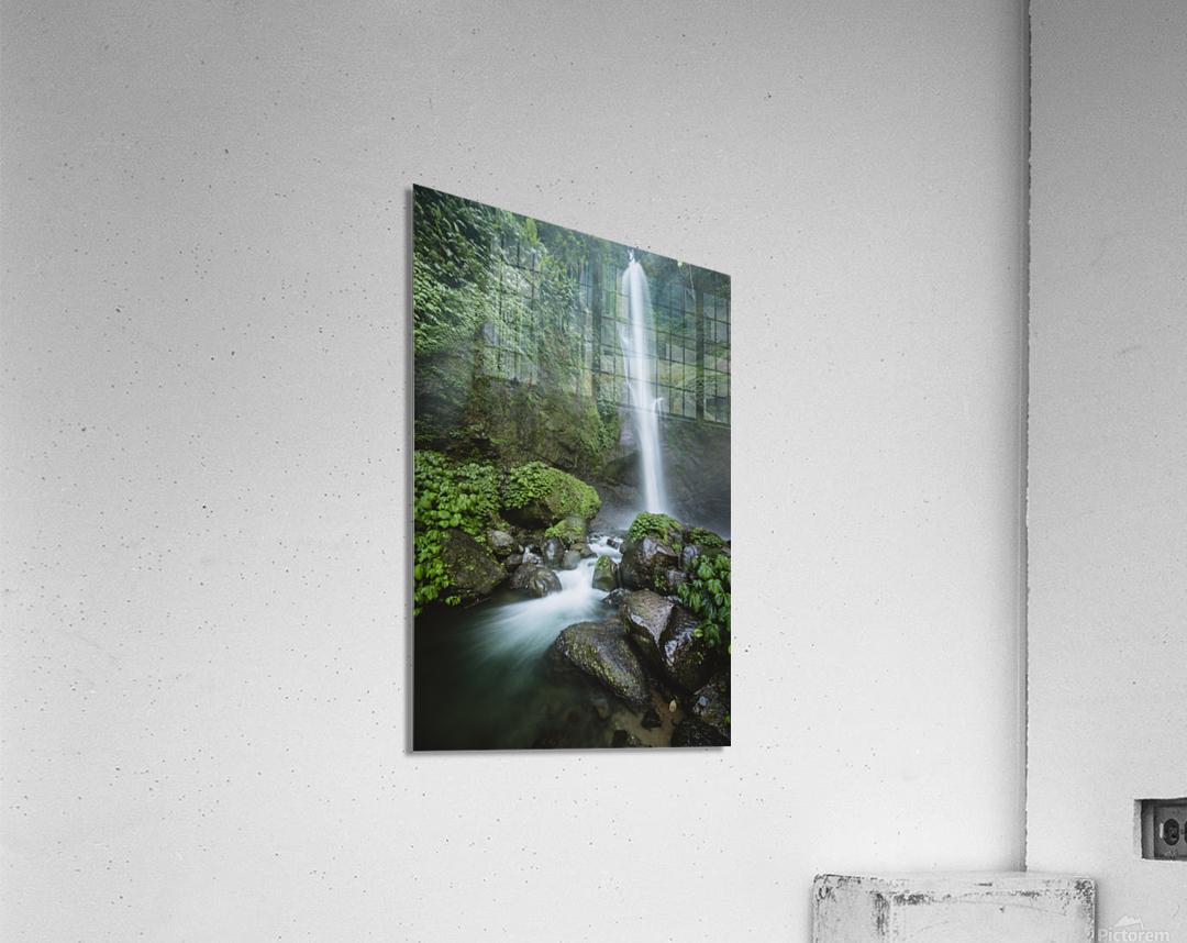 Sekumpul Waterfall   Acrylic Print