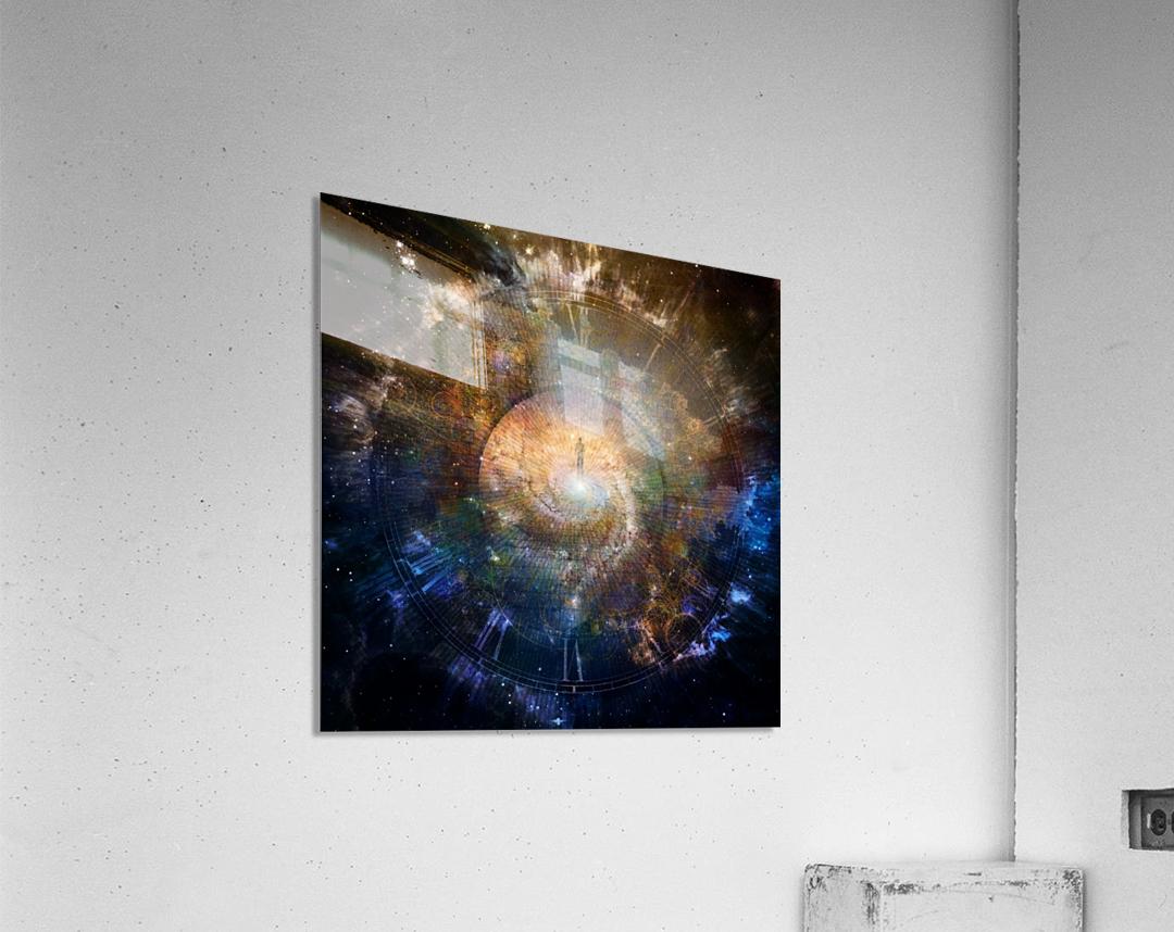 The Path to Eternity  Acrylic Print