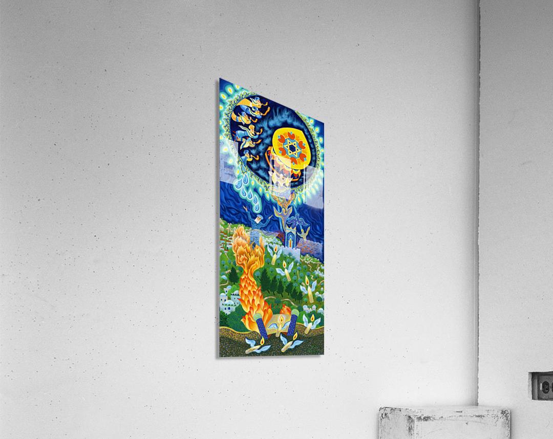 2002 016  Acrylic Print