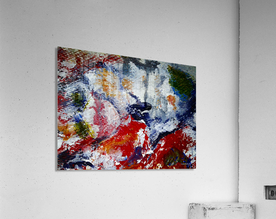 Vibrant  Acrylic Print
