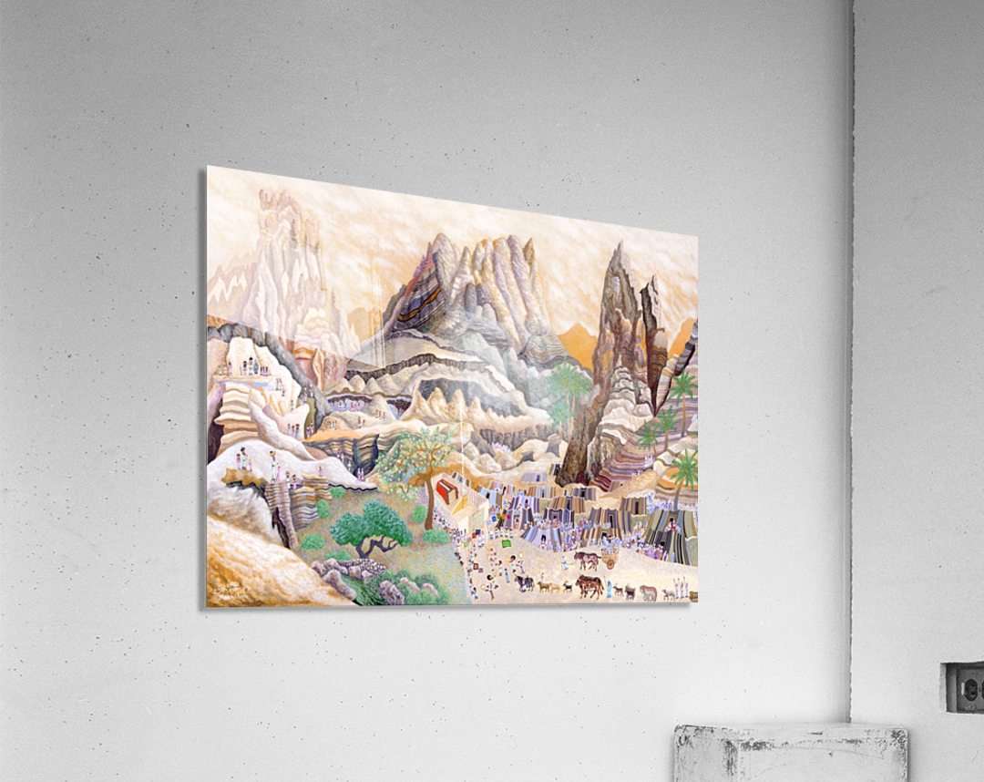 1993 018  Acrylic Print