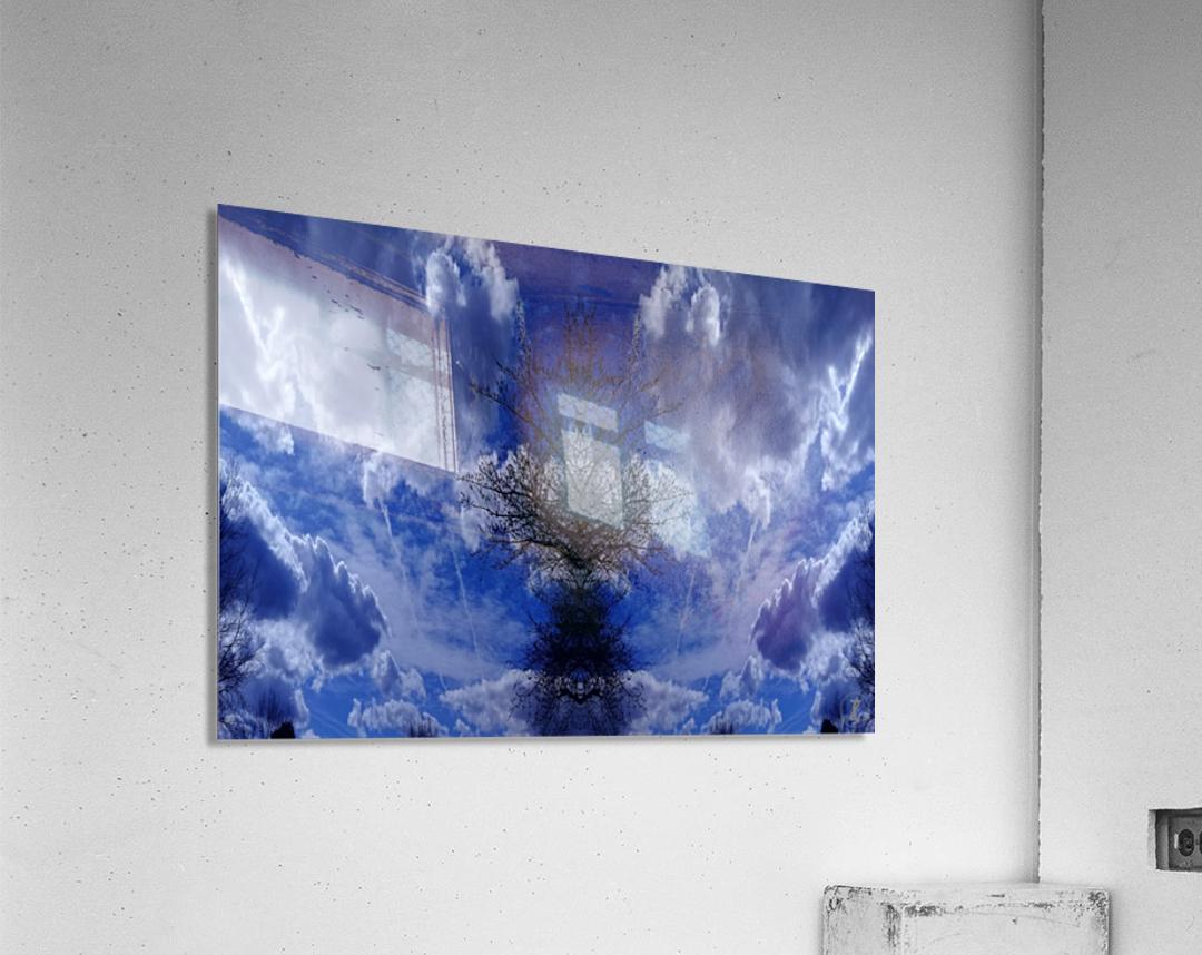 Cloudes 81  Acrylic Print