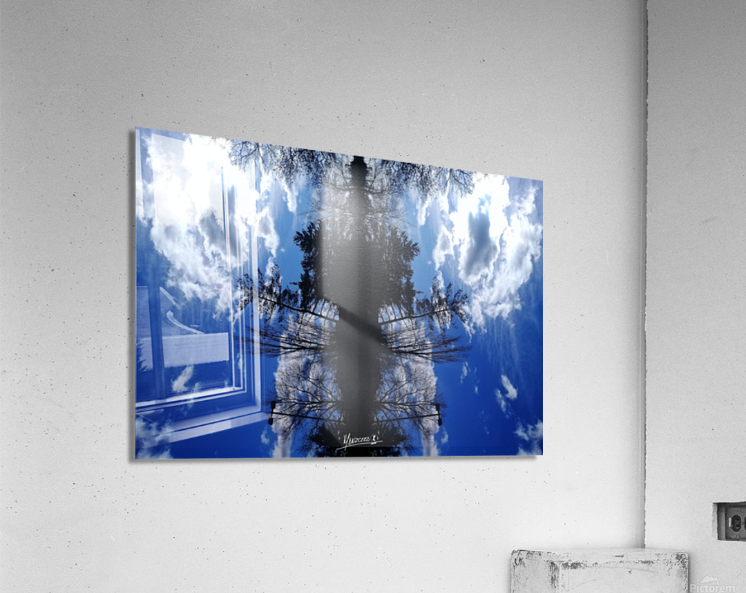 Cloudes 87  Acrylic Print